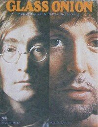 """Glass Onion"" is an example of John Lennon's poetic lyrics on the White Album."
