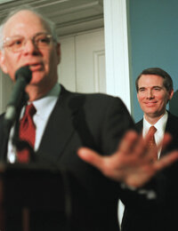 If you like high contribution limits, be grateful to these guys (Benjamin L. Cardin, D-Md., and Rob Portman, R-Ohio), who introduced the pension-reform legislation that became part of EGTRRA in 2001.