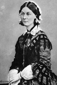 "Because of her habit of personally attending to patients during the night, Florence Nightingale earned the name ""Lady of the Lamp."""