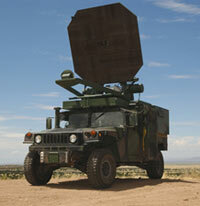 The Active Denial System directs millimeter radio frequencies at a target and causes an intense burning sensation.