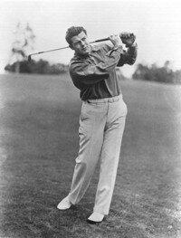 """Lawson Little once said, """"It is impossible to outplay an opponent you cannot out-think."""" See more pictures of the best golfers."""