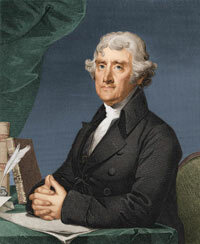Thomas Jefferson was the brains behind the Lewis and Clark expedition.