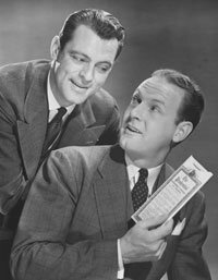 The image of the annoying insurance salesperson is a stereotype that goes back a long time.
