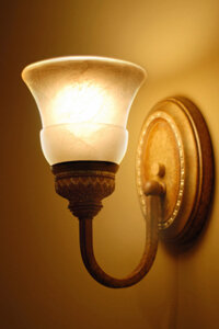 Sconces are just one example of accent lights.