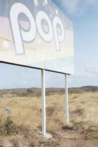 Most billboards stand out as something dead and man-made, but living billboards are changing this.