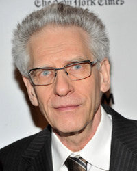 Actor/director David Cronenberg at the 21st Annual Gotham Independent Film Awards in November 2011.