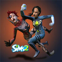"The ""Sims 2"" game engine is a popular machinima platform."