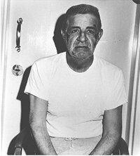 Joe Valachi at La Tuna Prison, TX