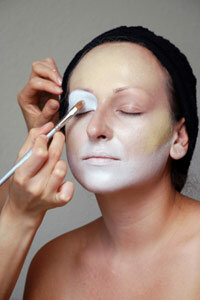 Makeup primer is often applied to increase longevity of other makeups applied over top. See more makeup tips pictures.