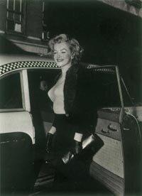 Marilyn arrives at the Actors Studio.