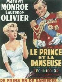 The Prince and the Showgirl aroused particular interest in Europe, where audiences were as enamored of Laurence Olivier as of Marilyn.
