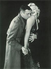 The romantic aspect of The Prince and the Showgirl added a bleakly ironic note to the reality of Marilyn's insomnia and crippling insecurity.