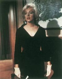 This scene from Let's Make Love seems to encapsulate the personal unhappiness that Marilyn was feeling at the time.