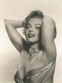 Audiences of the 1950s were fascinated by Marilyn's unique mix of provocative sexuality and fresh-faced innocence.