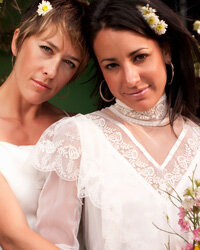 The right of same-sex couples to marry is hotly contested.