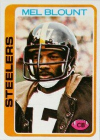 Mel Blount is the Steelers' record holder for interceptions. See more pictures of football players.