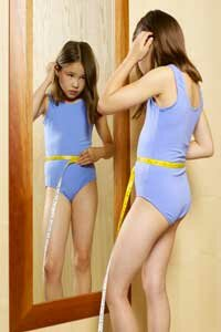 Body image pressure begins early in life, especially for females.