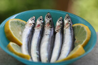 Migraine triggers come in a variety of forms. Anchovies are a common trigger for many.