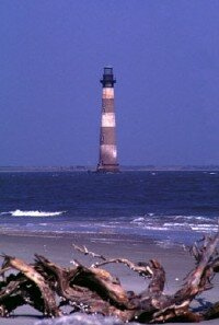 There is a movement afoot in the city of Charleston to restore the light at Morris Island, primarily because of its importance to the history of the city and the region. See more pictures of lighthouses.