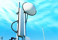 Some networks use WiMAX transmitters for backhaul.