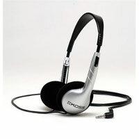 Supra-aural headphones