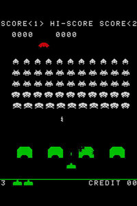 Space Invaders is just one of more than 3,000 games supported by MAME.