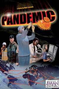 The Centers for Disease Control and Prevention battles disease in the board game Pandemic.