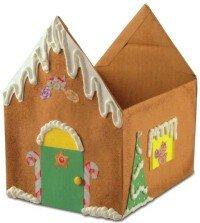 Make a gingerbread house.