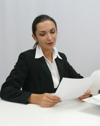 Faxes can be sent electronically to individual computers instead of requiring hard copies.