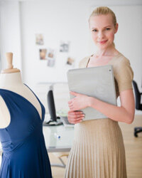 You don't need a degree in fashion to understand it. You just need a good eye and a willingness to learn.
