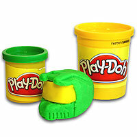 What do wallpaper and Play-Doh have in common?