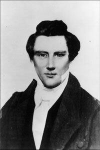Joseph Smith, Jr. circa 1843