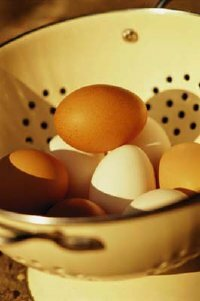 Egg yolks can be an excellent source of iron, but you should limit your intake to three to four a week.