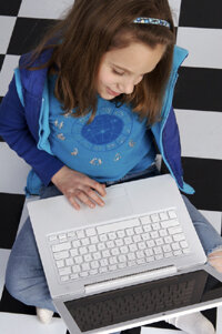 With prepaid Internet services, parents can monitor and control their children's Internet use.