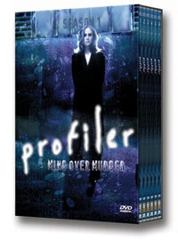 """""""Profiler,"""" a popular 1990s TV show, centered around a detective with the Violent Crimes Task Force."""