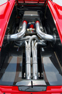 Some car engines can benefit from synthetic oil more than others.