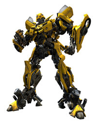 Transformers are self-aware and can make decisions on their own, but their moving parts aren't autonomous.