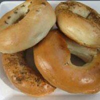 Bagels can spike blood sugar.