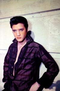 Legendary recording artist Elvis Presley recorded in Memphis' Sun Studios.
