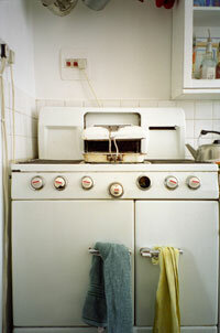 If your gas range looks like this, it may be time for an upgrade.