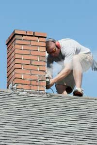 Cracks in your chimney can lead to serious problems.