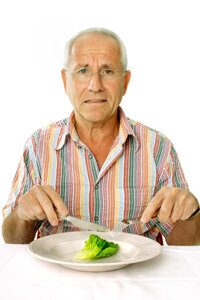 """""""I gave up the pizza for this?"""" See more healthy aging pictures."""