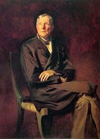 John D. Rockefeller was one of the richest people in human history, as well as a noted philanthropist.