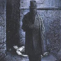 "Image from ""The Complete History of Jack the Ripper,"" by Philip Sugden"