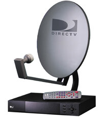 DIRECTV is one of the two major satellite service providers in the U.S.