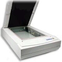 The basic principle of a scanner is to analyze an image and process it.