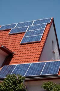 Solar cells might still be a little pricey, but they're getting cheaper year by year.
