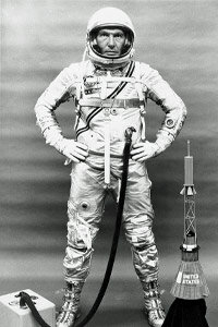 We've sure come a long way since the days of Wally Schirra. That dashing gent was one of the original seven astronauts picked for NASA's Mercury Project in 1959.