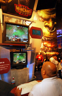 """Epidemiologists are looking to """"World of Warcraft"""" as a virtual disease outbreak model."""