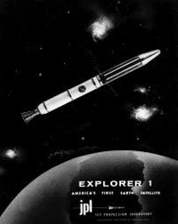 The Explorer I satellite was the first satellite successfully launched by the United States.